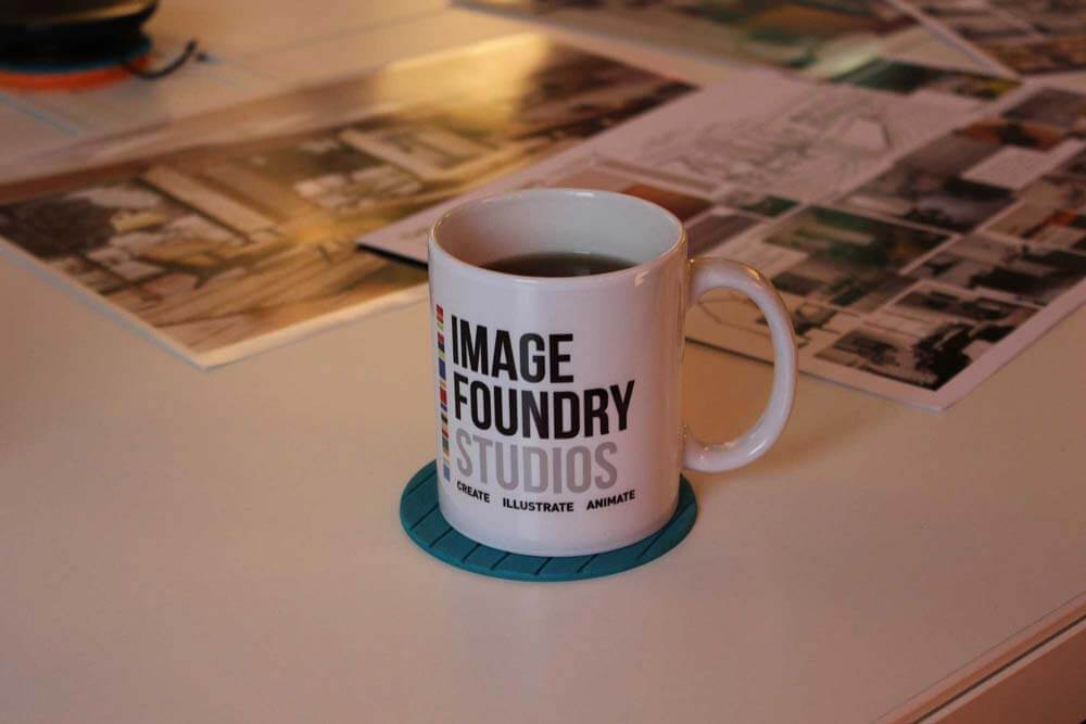 Why We Won't Compromise Quality To Do Cheap Image Foundry