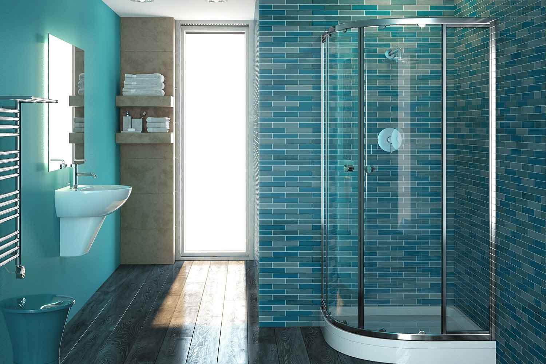 shower CGI
