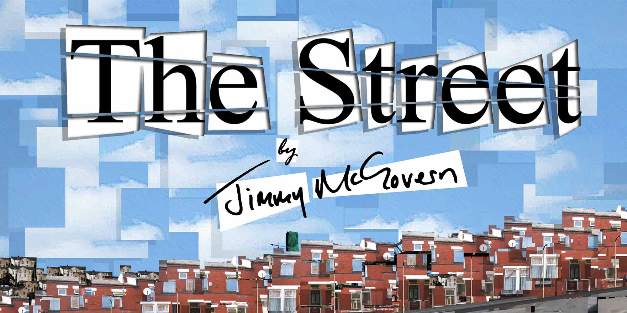 Media Animation – 'The Street' Title Sequence