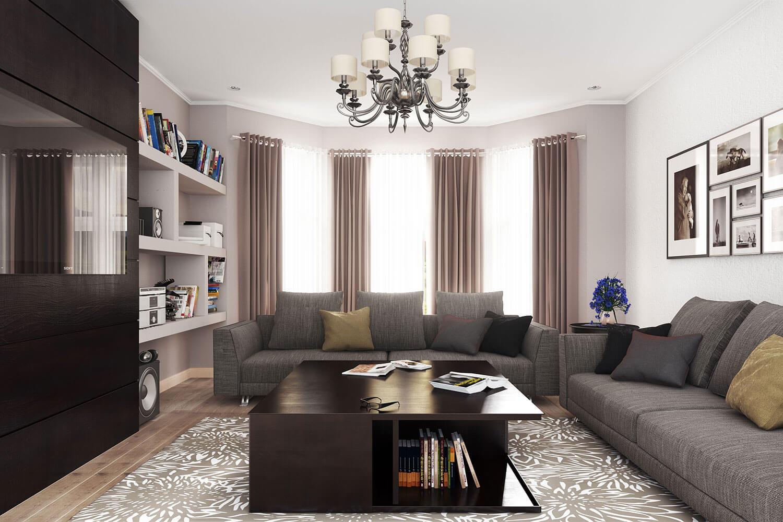 Interior 3D Visualisation