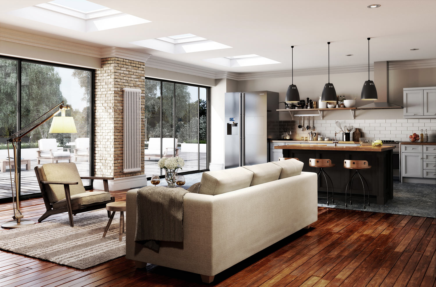 Interior Property CGI