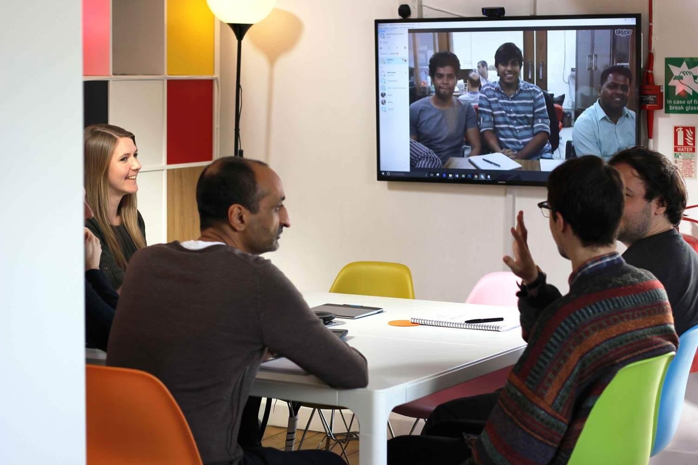 Image Foundry Team in Studio Talks