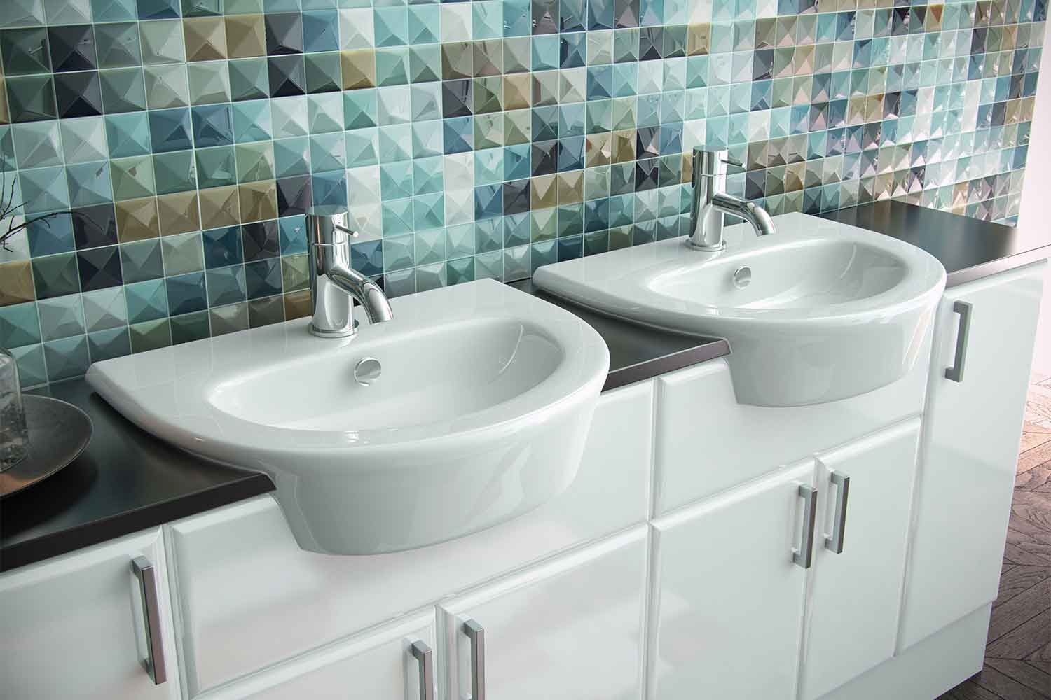 Pura Bathroom Basin