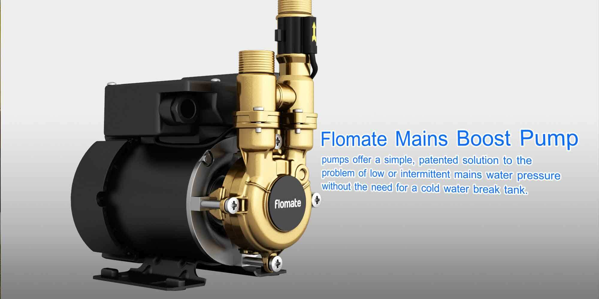 Product Animation – Flomate Pump