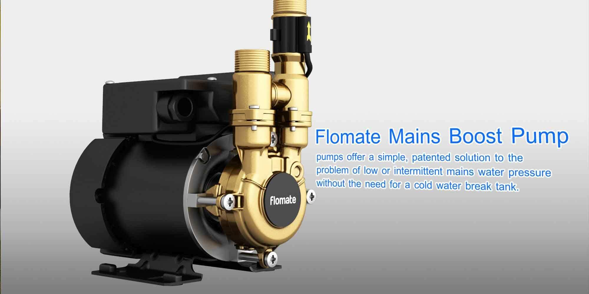 Flomate Technical Animation