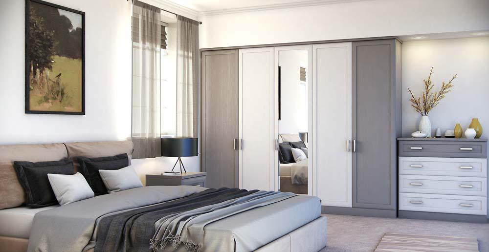 Visualisation of Bedroom