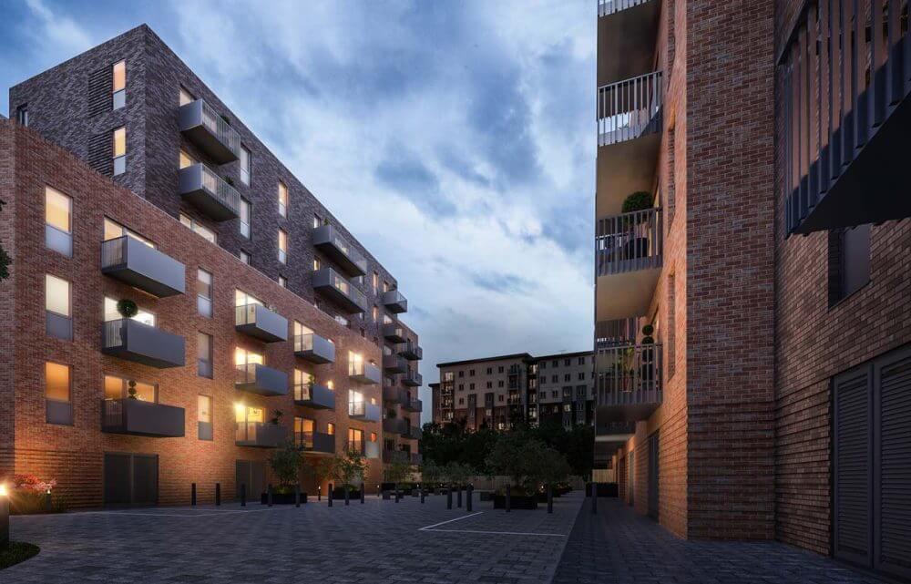 Modern Apartment Visuals
