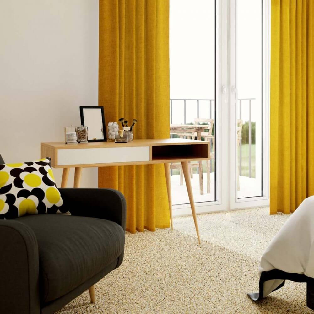 editorial style interior