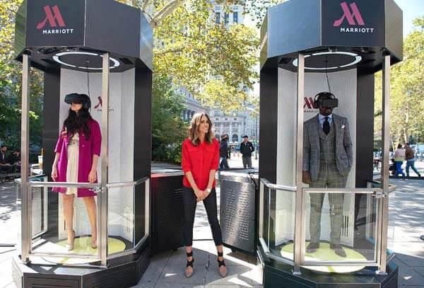 Tourism Benefits VR