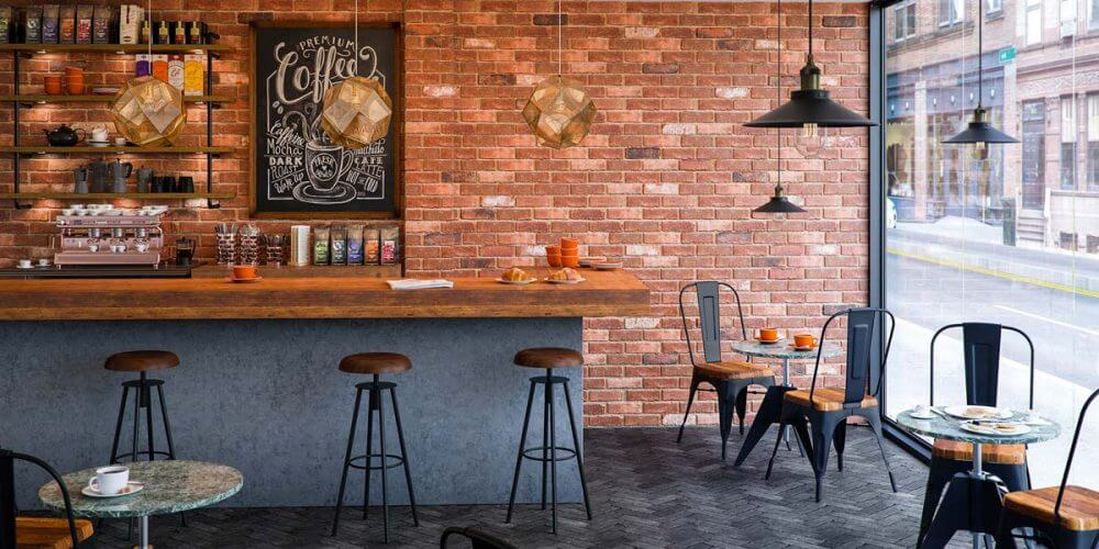 Product Visualisation – Interior Brick Design