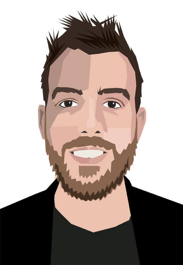 Meet the Team - Gabriel - Senior 3D Artist
