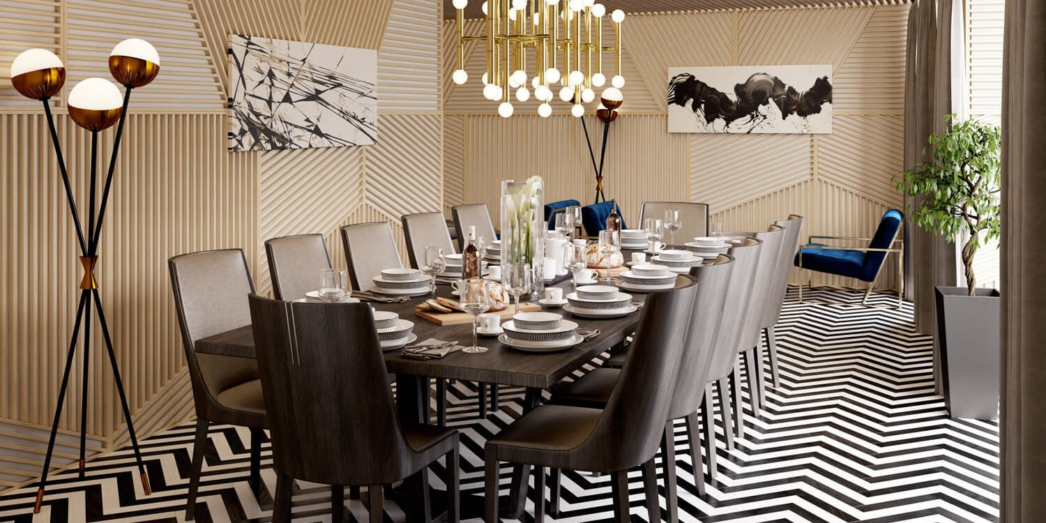 Creative Pack – Private Dining Interior