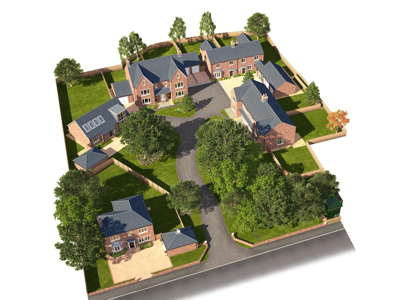 Architectural Visulasation – 3D Site Plans