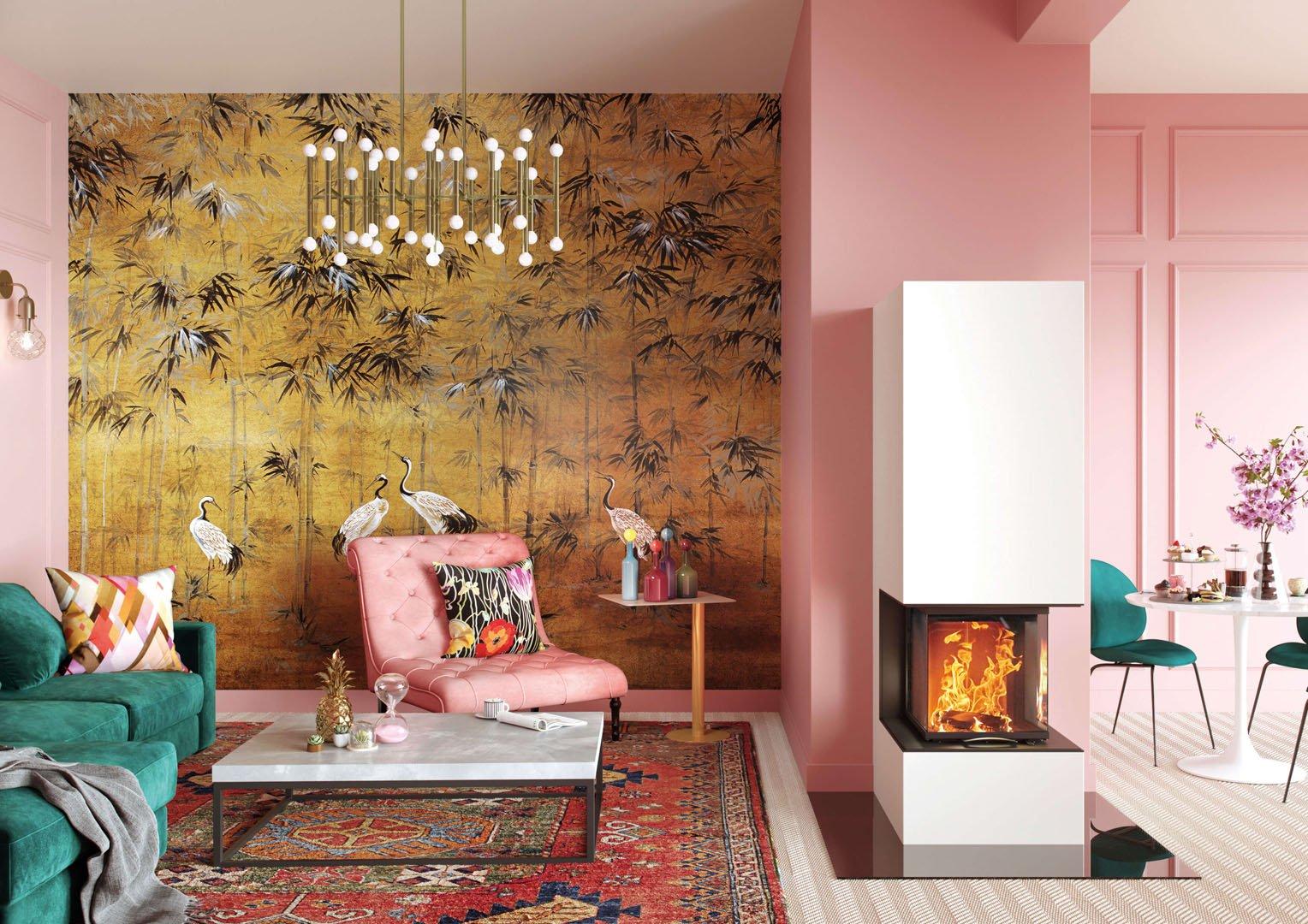 Product Visualisation – Luxury Fireplaces