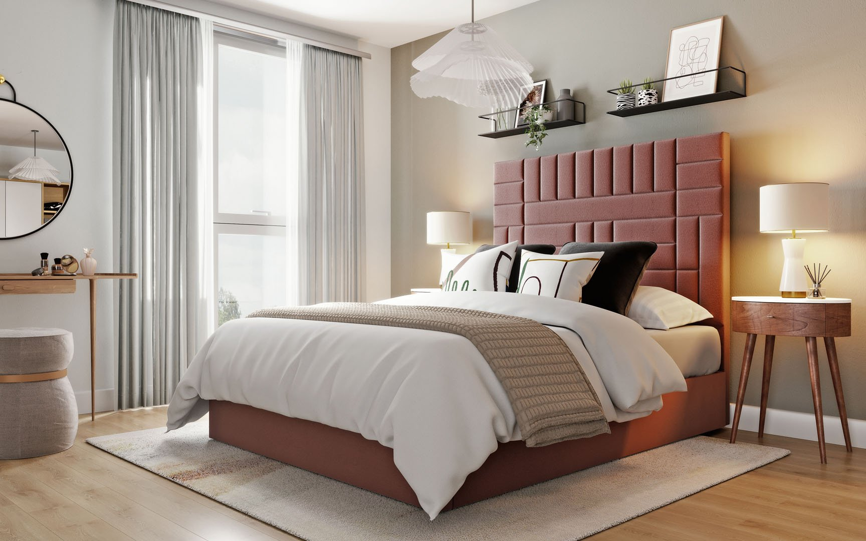 Interior Lifestyle – Bedrooms