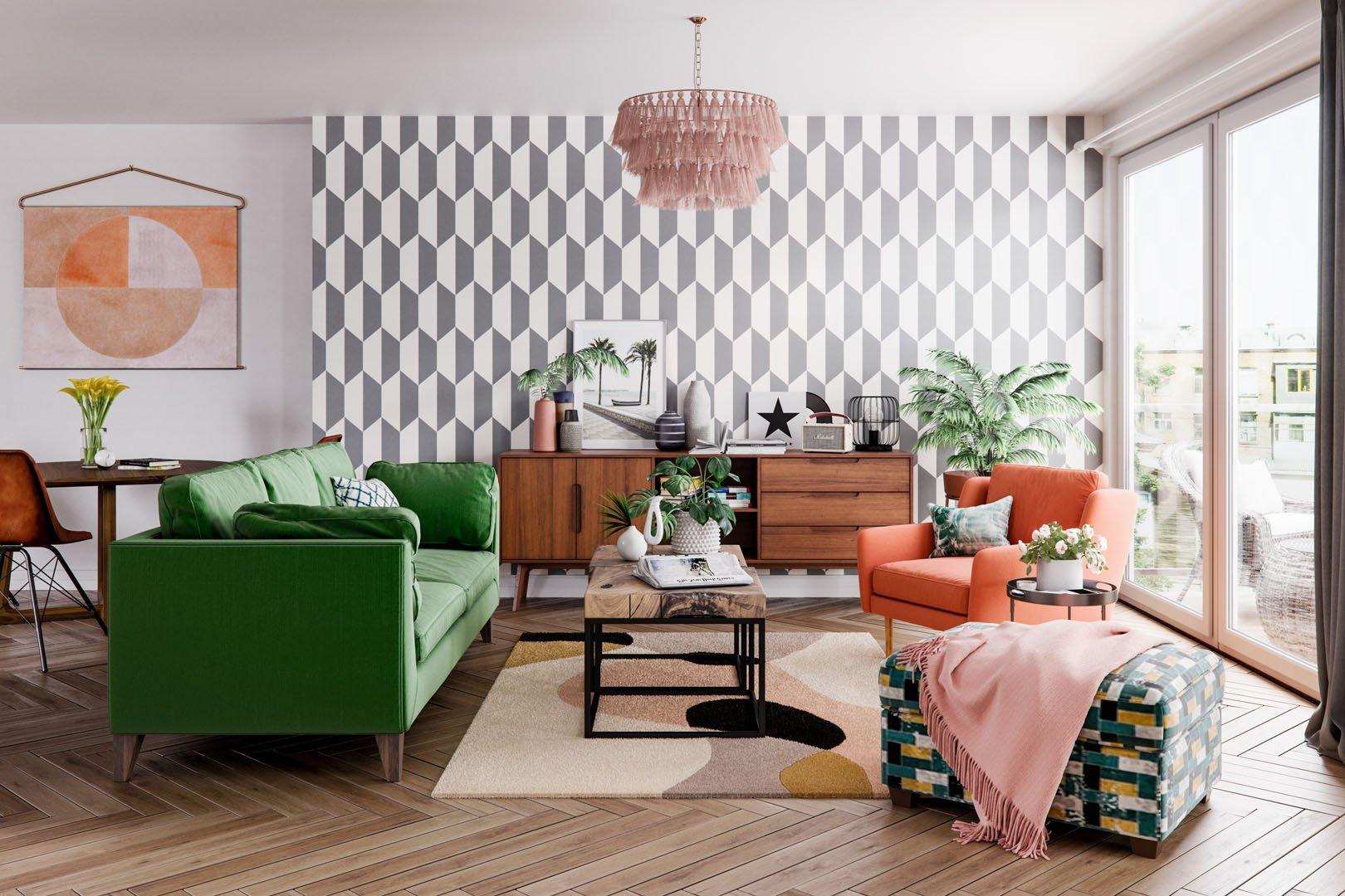Interior Lifestyle – Living Room