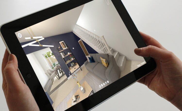 Interactive 360 Virtual Tours