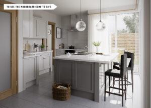 earmarked kitchen Image Foundry