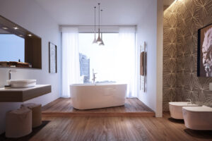 3D Bathroom Renders Agency - Product Image Foundry