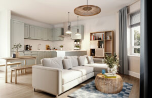 3D Kitchen Renders Agency - Apartment Image Foundry