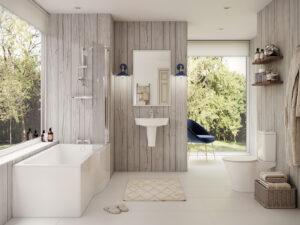 Bathroom CGI Agency - Property Image Foundry