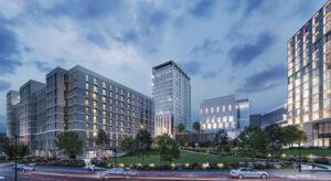 CGI Rendering Consultancy - Apartment Block Image Foundry