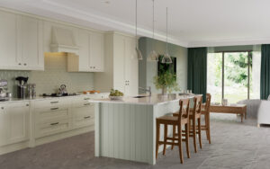 Interior 3D Render Company - Kitchen Interior Image Foundry