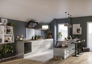 Kitchen CGI Agency - Property Image Foundry