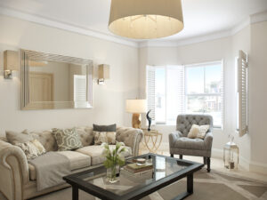 Living Room CGI Agency Image Foundry