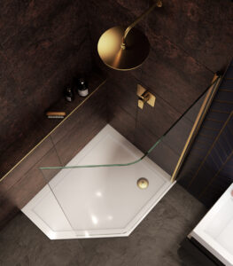 Product 3D Rendering Services - Shower Image Foundry