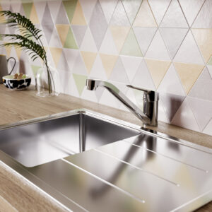 Product 3D Rendering Services - Sinks and Taps Image Foundry