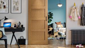 JLD014_SlimLine_Grange_sliding_door_work_Living_6k_HR_door_open Image Foundry